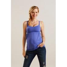 Gravid- & Amningslinne blå M