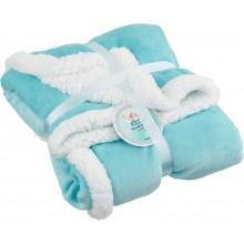 2B Baby Fleecefilt Blå