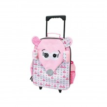 Trolley Bag COQUELICOS LA SOURIS
