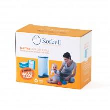 Korbell Refill 3-pack