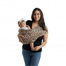Baby K´tan Bärsjal Leopard Love Brown Black XS